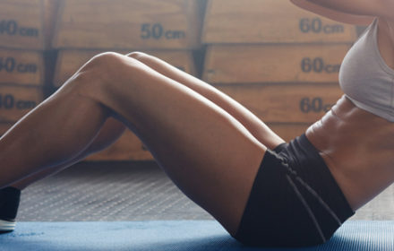Core Muscle Strength Equals Great Health