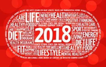 2018 Decide on a Healthy Year