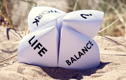5 Rules for Work-Life Balance